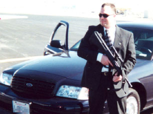 Jim Wagner was a team leader for the Dignitary Protection Unit (DPU) of the Orange County Sheriff's Department, California (2000-2002)