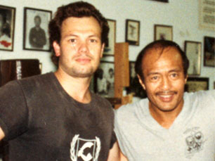 Beginning in 1977 Dan Inosanto taught Jim Wagner the martial arts of Jeet Kune Do, Filipino Kali, and Wing Chun at the Filipino Kali Academy in Torrance, California and then later at the Inosanto Academy at Marina Del Rey