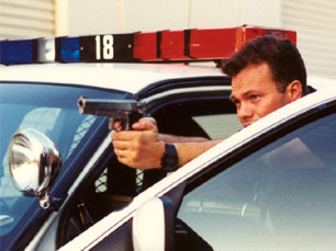 Most of Jim Wagner's career with the Costa Mesa Police Department was on street patrol (1991 - 1999)